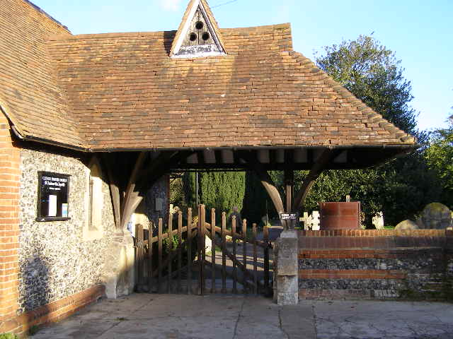 Lych Gate of St. Andrew's Church, Clewer