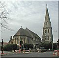 TQ2793 : All Saints, Oakleigh Road North, London N20 by John Salmon