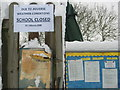 TL1183 : A Familiar Sign  Great Gidding Primary School by Michael Trolove