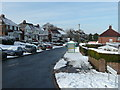 SP0176 : Edenhurst Road, Longbridge by Jonathan Billinger
