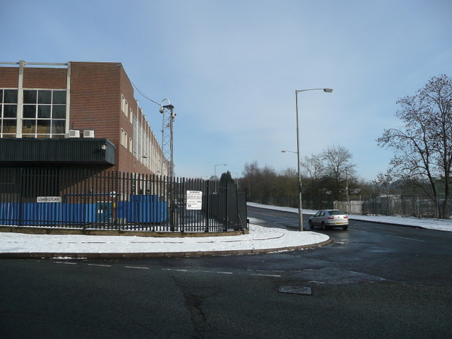 Grovehill Lane/Lowhill Lane junction