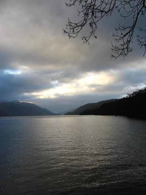 Loch Lomond from NN3210