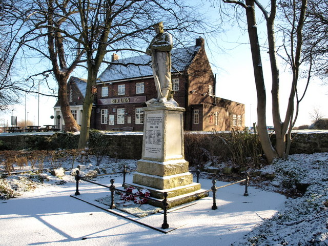 War Memorial, Earsdon