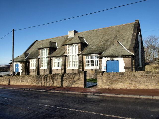 Edward Eccles Church Hall, Earsdon