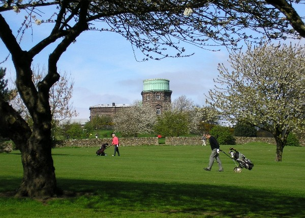 Craigmillar Park golf course