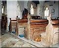 TL5562 : St Mary, Swaffham Bulbeck - Pews by John Salmon