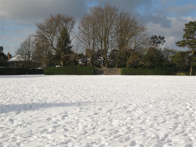 Beacon Hill Recreation Ground