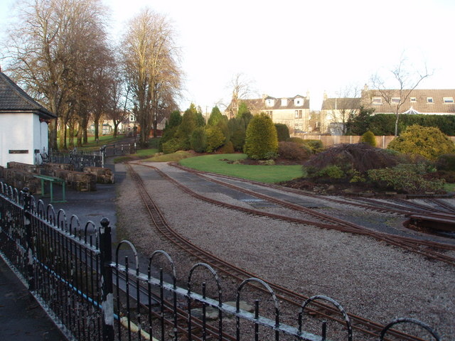 Miniature Railway George Allan Park