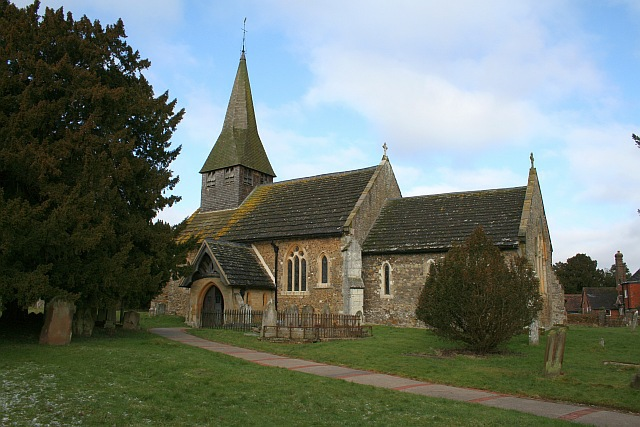 Church of St John the Baptist, Capel