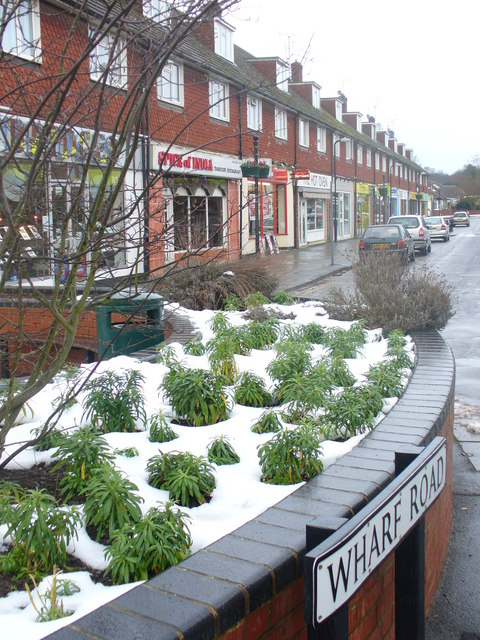 The Parade, Wharf Road