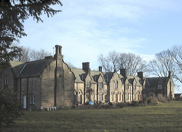 Methold Houses, Beamish