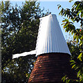 TQ7817 : Cowl of Homestall Oast by Oast House Archive