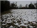 SP7603 : Footpath nearing Forty Green by Shaun Ferguson