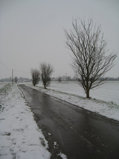 A clear road