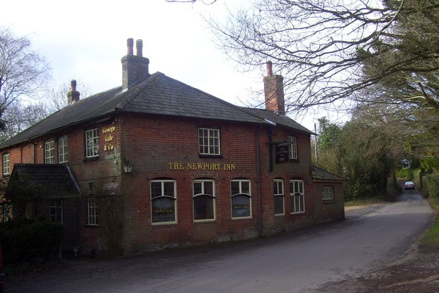 The Newport Inn in Braishfield