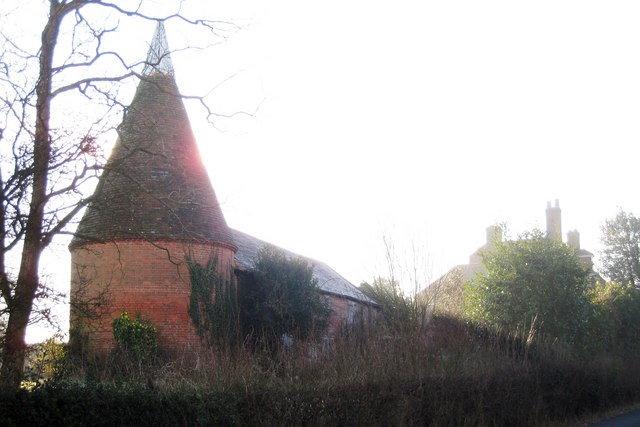 Oast House at Ratsbury, Smallhythe Road, Tenterden, Kent