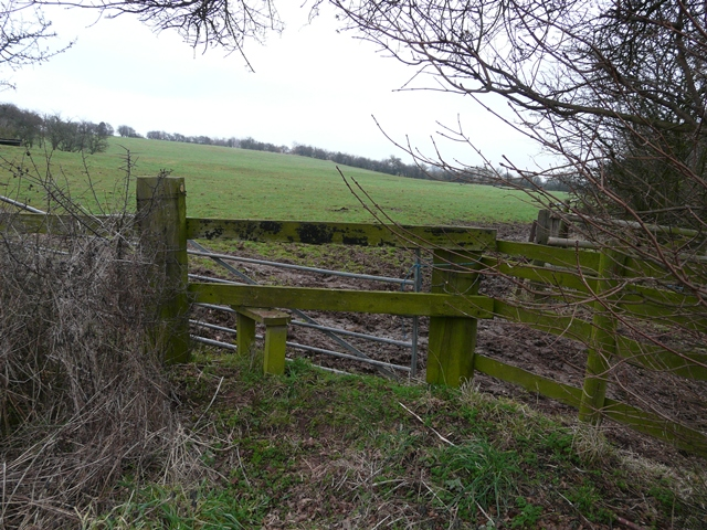 Stile on Hunger Hill