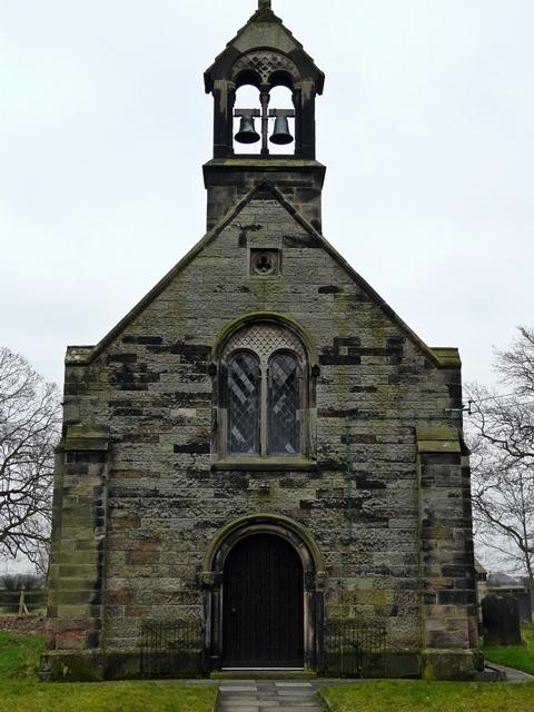 Ridware Theatre was St James' Church