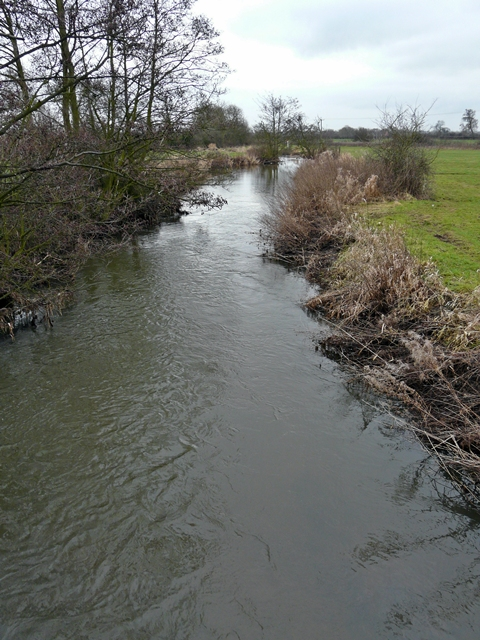 River Blithe near Nethertown