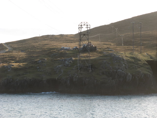 Dursey Island welcomes you