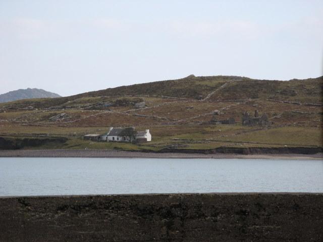 Oilean an chapaill (Horse Island)