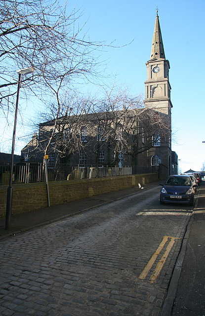 St. Peter's Free Church, Dundee