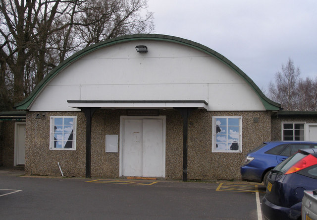 Mayfield Memorial Hall