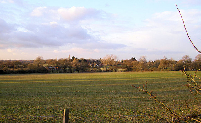 View from Beechy Lane, Eason's Green, Blackboys