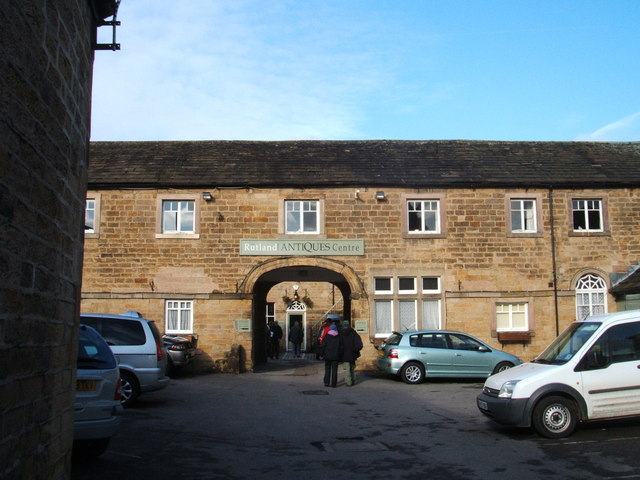 Rutland Arms Hotel Newmarket Parking