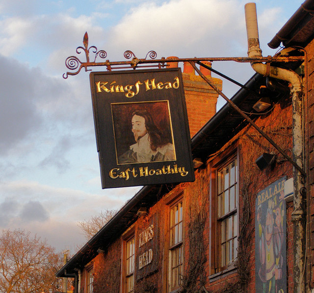 The Kings Head, East Hoathly