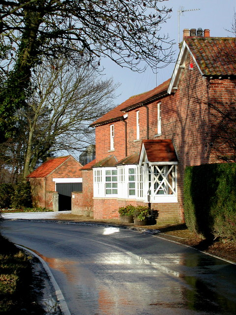 Church Farm, Routh