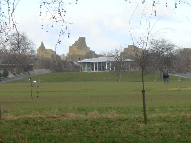 The Hub, Regent's Park