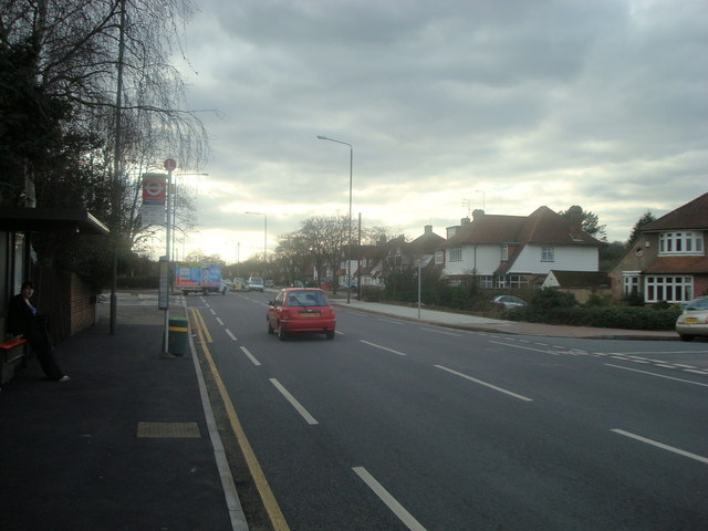 Addington Road, West Wickham, Kent