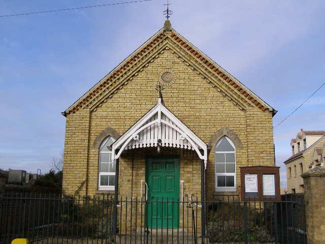 Baptist Chapel, Dyke