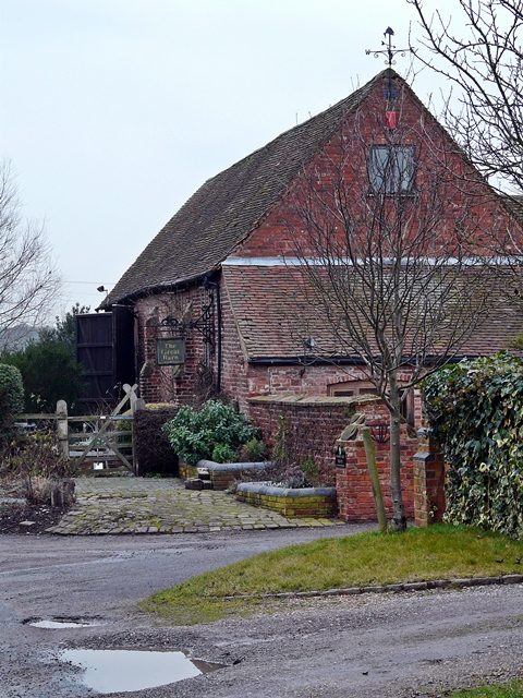 The Great Barn, Hamstall Ridware