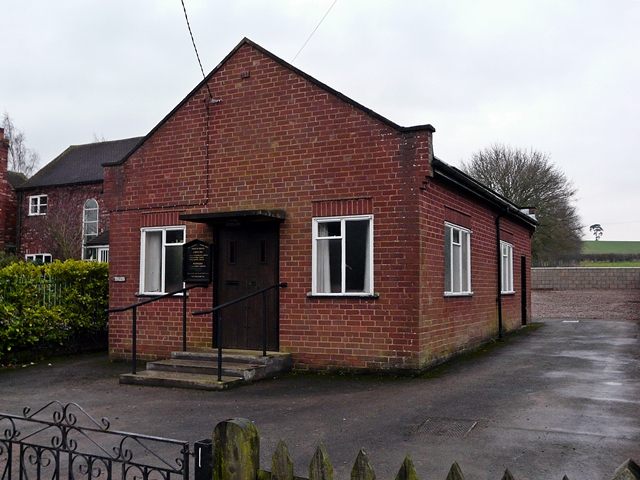 Hamstall Ridware Gospel Hall