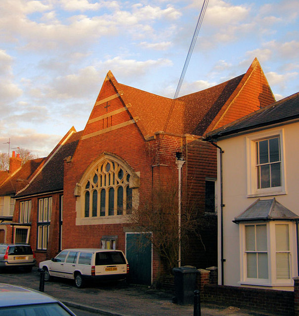Former Methodist Church, High Street, East Hoathly