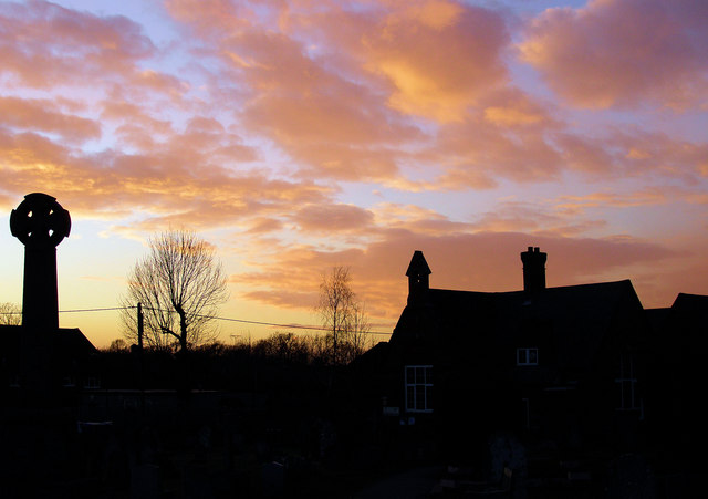 East Hoathly Sunset