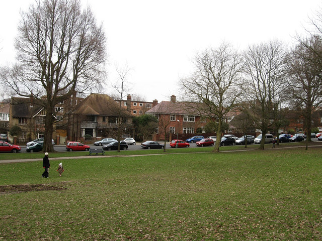 St Anne's Well Gardens