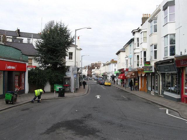 Dyke Road