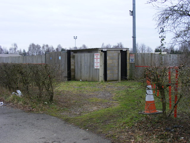 Turnstiles, Holloways Park