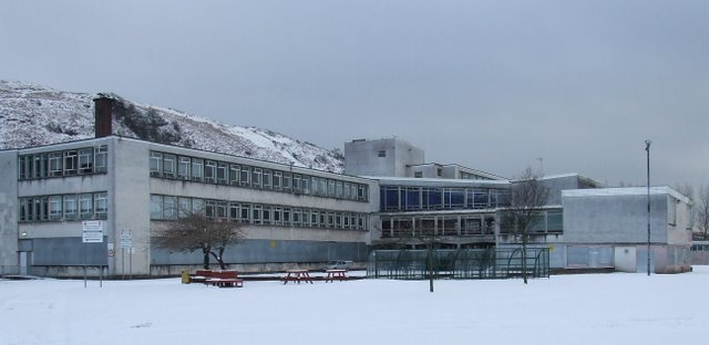 Former Greenock High School