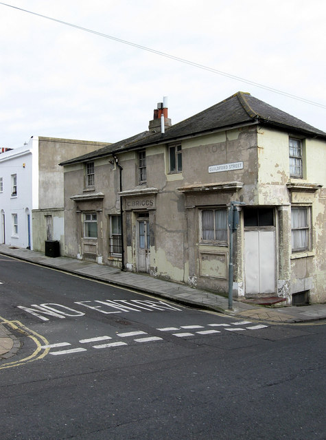 Former Public House, Guildford Street