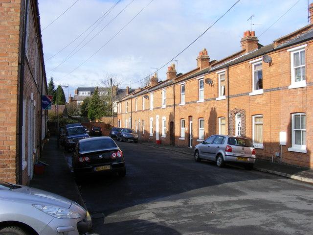 Meadow Road, Warwick