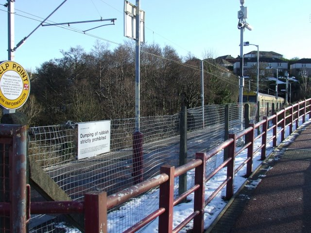 Whinhill station