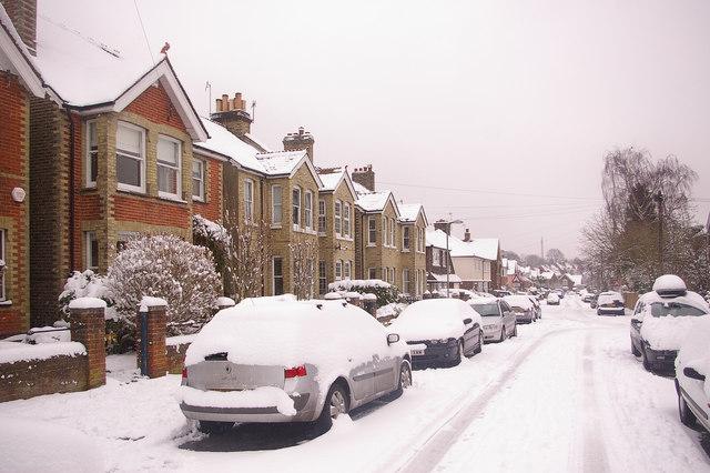Evesham Road North