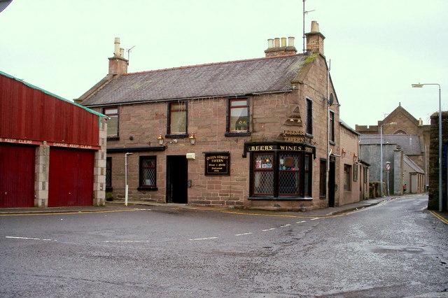 Queen Street Tavern, Queen Street, Forfar
