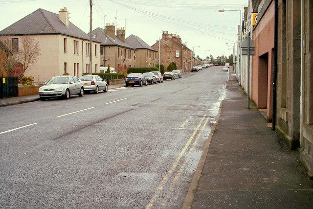 Roberts Street, Forfar