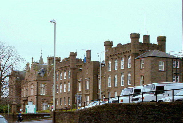 Angus County Buildings and Forfar Sheriff Court