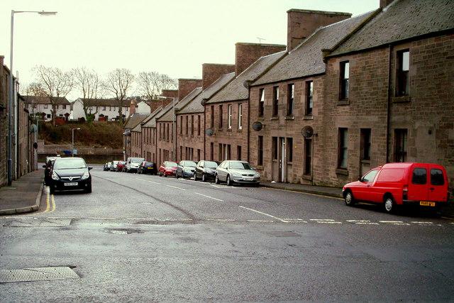 John Street, Forfar